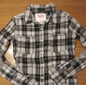 Mossimo - Women's Flannel - XS